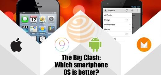 iOS 9 vs Marshmallow