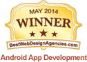 Winner 2014 - Android Application Development