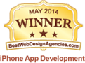 Winner 2014 - iPhone Application Development